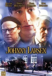Johnny Larsen Poster