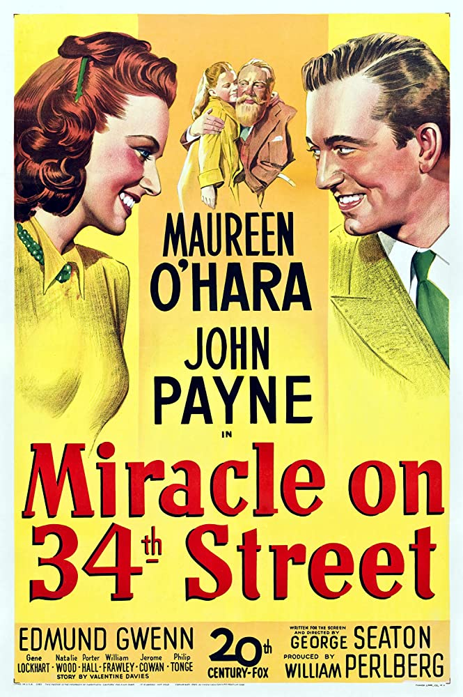 Miracle on 34th Street - IMBD