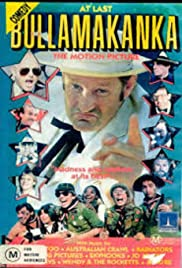 At Last... Bullamakanka: The Motion Picture Poster