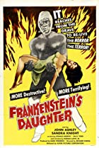 Image of Frankenstein's Daughter