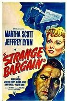 Strange Bargain (1949) Poster
