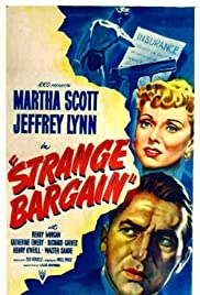 Strange Bargain (1949) Poster - Movie Forum, Cast, Reviews
