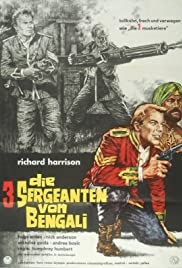 Three Sergeants of Bengal Poster