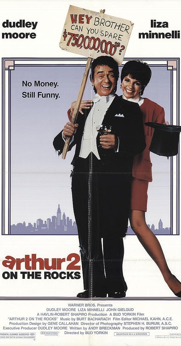 arthur 2 on the rocks 1988 imdb