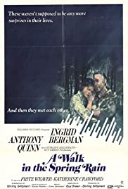 A Walk in the Spring Rain (1970) Poster - Movie Forum, Cast, Reviews