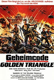 Raiders of the Golden Triangle Poster