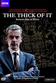 The Thick of It Poster