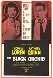 The Black Orchid(1958) Poster - Movie Forum, Cast, Reviews