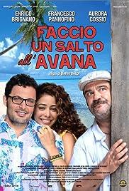 Faccio un salto all'Avana Poster