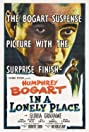 In a Lonely Place (1950) Poster