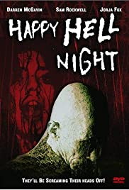 Happy Hell Night (1992) Poster - Movie Forum, Cast, Reviews
