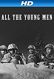All the Young Men Poster