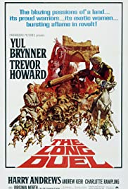 The Long Duel Poster