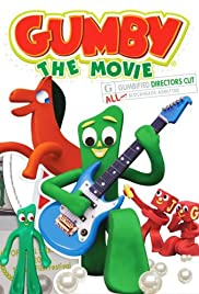 Gumby: The Movie (1995) Poster - Movie Forum, Cast, Reviews