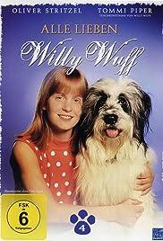 Alle lieben Willy Wuff Poster