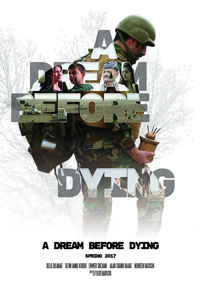 A Dream Before Dying film poster