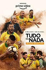 All or Nothing: Brazil National Team (2020) poster
