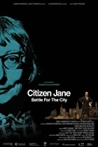 Citizen Jane: Battle for the City (2016) Poster
