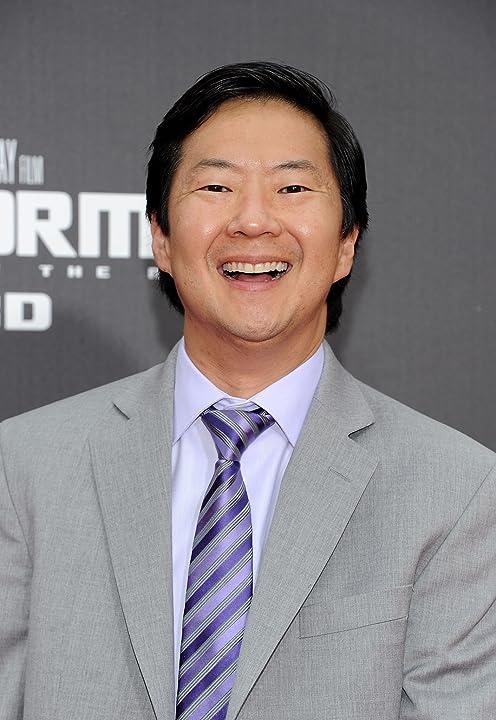 Ken Jeong at Transformers: Dark of the Moon (2011)