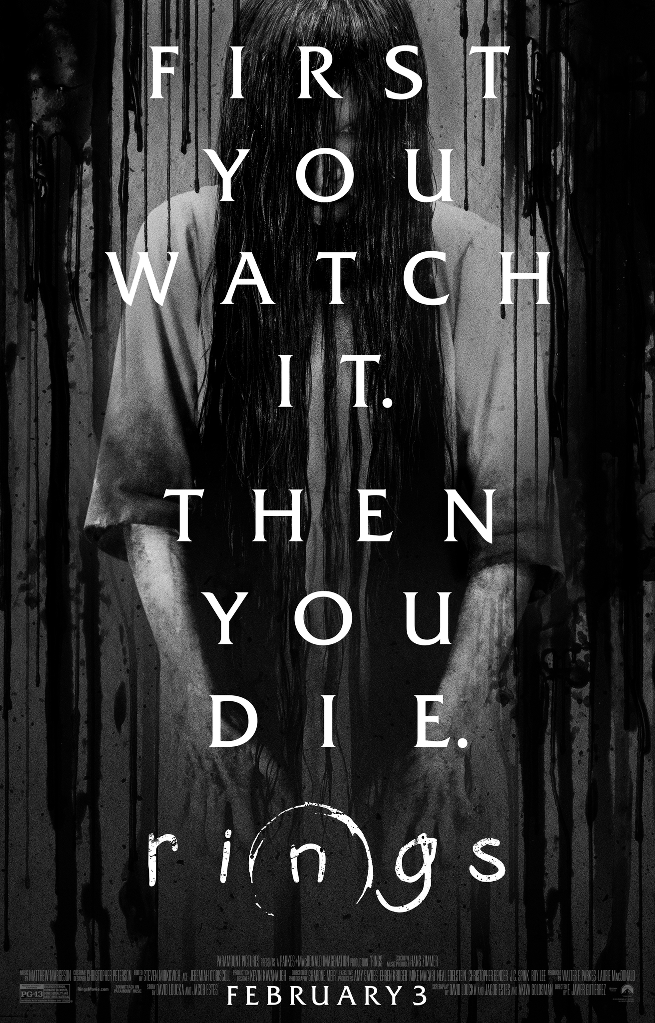 Rings (2017) - A l'affiche