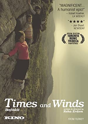 Times and Winds poster