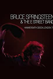 Bruce Springsteen and the E Street Band: Hammersmith Odeon, London '75 Poster
