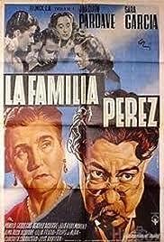 La familia Pérez Poster
