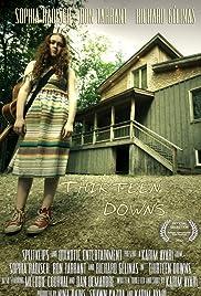 Thirteen Downs Poster