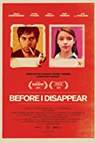 Image of Before I Disappear