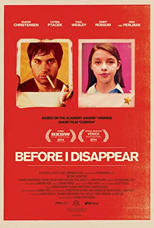 Before I Disappear (2014) Download on Vidmate