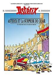 Astérix et la surprise de César Poster