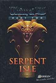 Ultima VII Part Two: Serpent Isle Poster