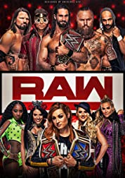 WWE Raw - Season 24 poster