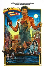 Big Trouble in Little China 1986 720p BRRip x264 Dual Audio[Hindi+English] Lesnar 800MB