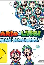 Mario & Luigi: Dream Team(2013) Poster - Movie Forum, Cast, Reviews