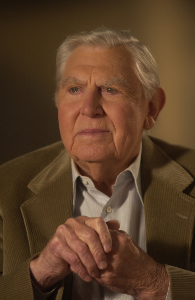 Andy Griffith in Pioneers of Television (2008)