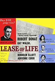 Lease of Life (1954) Poster - Movie Forum, Cast, Reviews