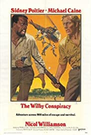 The Wilby Conspiracy (1975) Poster - Movie Forum, Cast, Reviews