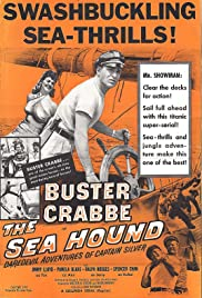 The Sea Hound Poster