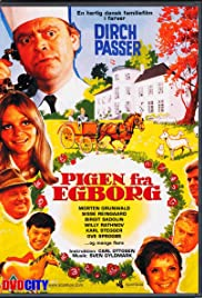 Pigen fra Egborg (1969) Poster - Movie Forum, Cast, Reviews