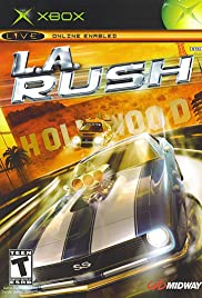 L.A. Rush Poster