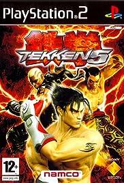 Tekken 5(2004) Poster - Movie Forum, Cast, Reviews