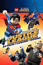 Image of Lego DC Super Heroes: Justice League - Attack of the Legion of Doom!