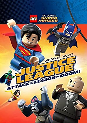 Lego Justice League: Attack of the Legion of Doom (2015) Download on Vidmate