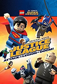 Lego DC Super Heroes: Justice League - Attack of the Legion of Doom! (2015) Poster - Movie Forum, Cast, Reviews