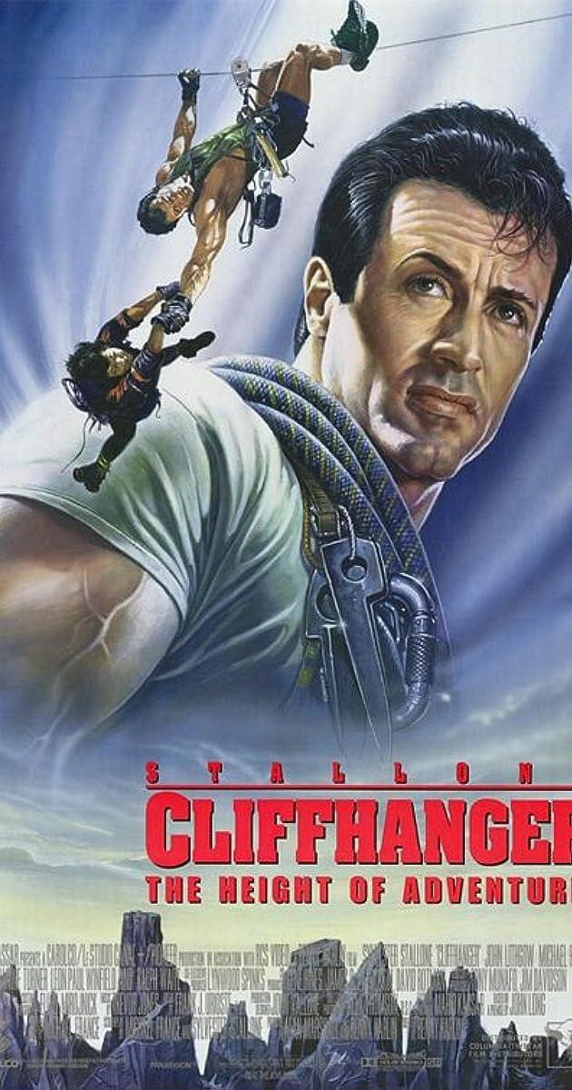 Alpinistas / Cliffhanger (1993)