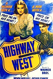 Highway West Poster