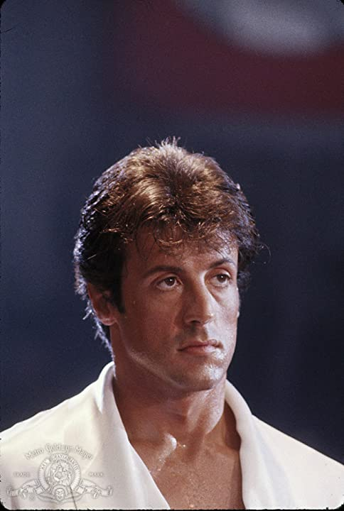 Sylvester Stallone in Rocky IV (1985)