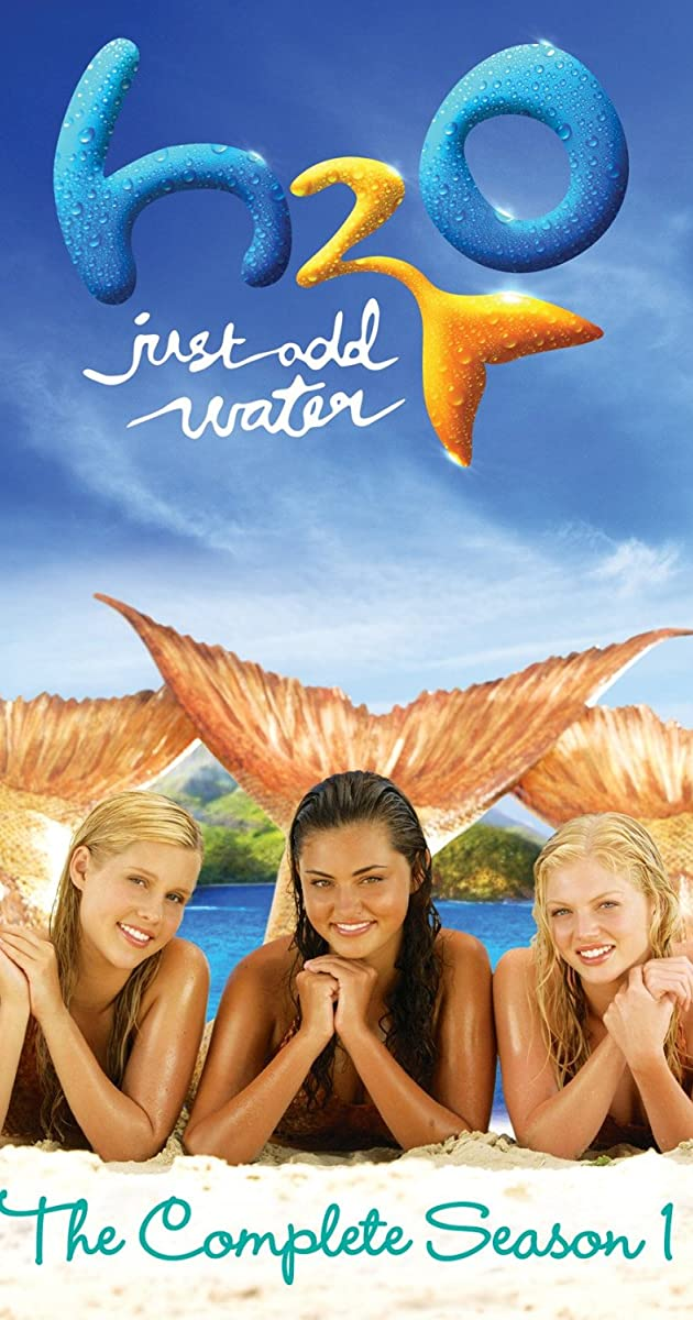 H2o just add water tv series 2006 2010 imdb for H2o seasons