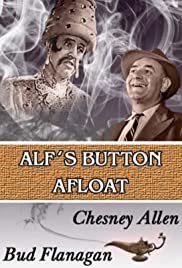 Alf's Button Afloat Poster